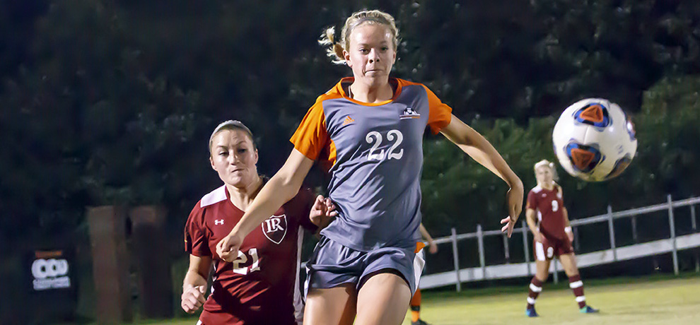 Pioneers advance to SAC semifinals in PKs over Lenoir-Rhyne
