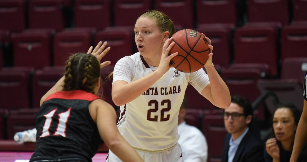 Women's Basketball Earns 77-73 Victory Over Missouri State