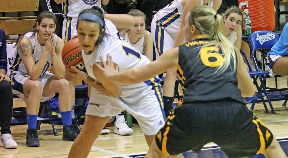 WBB | Voyageurs Get Back Into Win Column