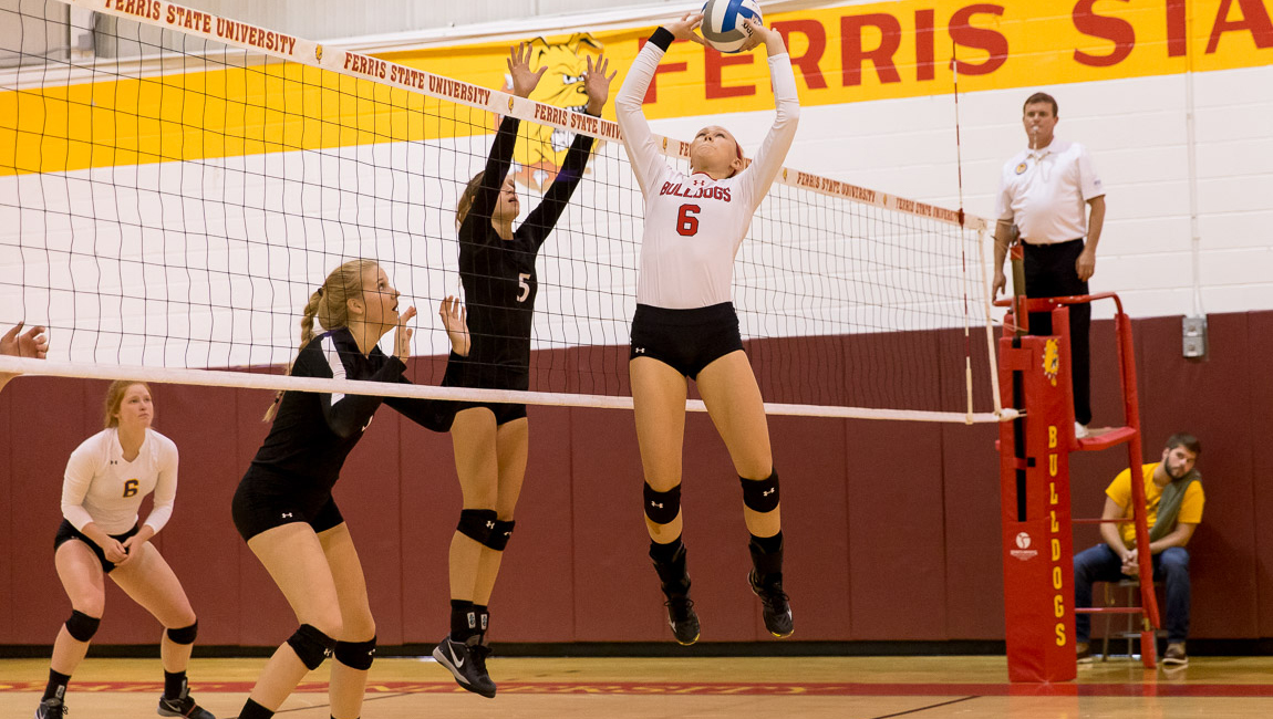 GLIAC Champion Ferris State To Hold Winter Youth Volleyball Training Clinics