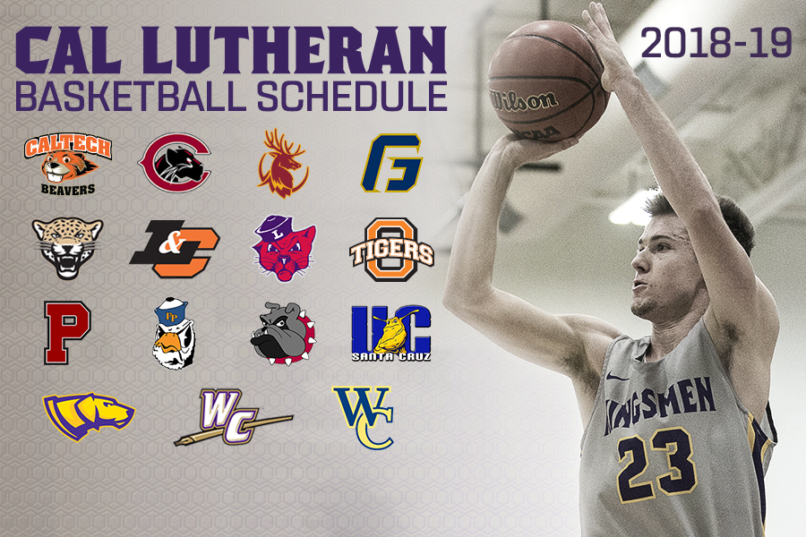 Kingsmen 2018-19 Season Features First Full Division III Schedule