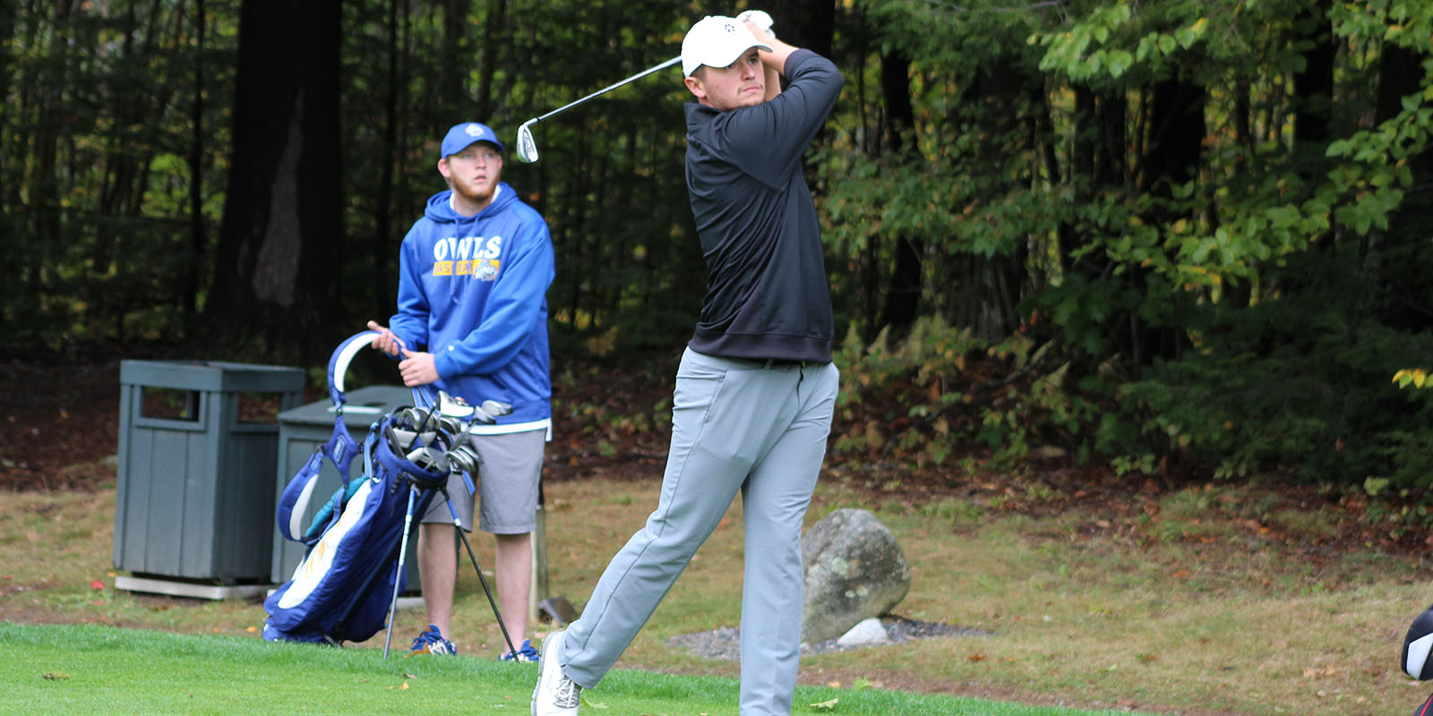 GOLF: Terriers Play in Mariner Invitational