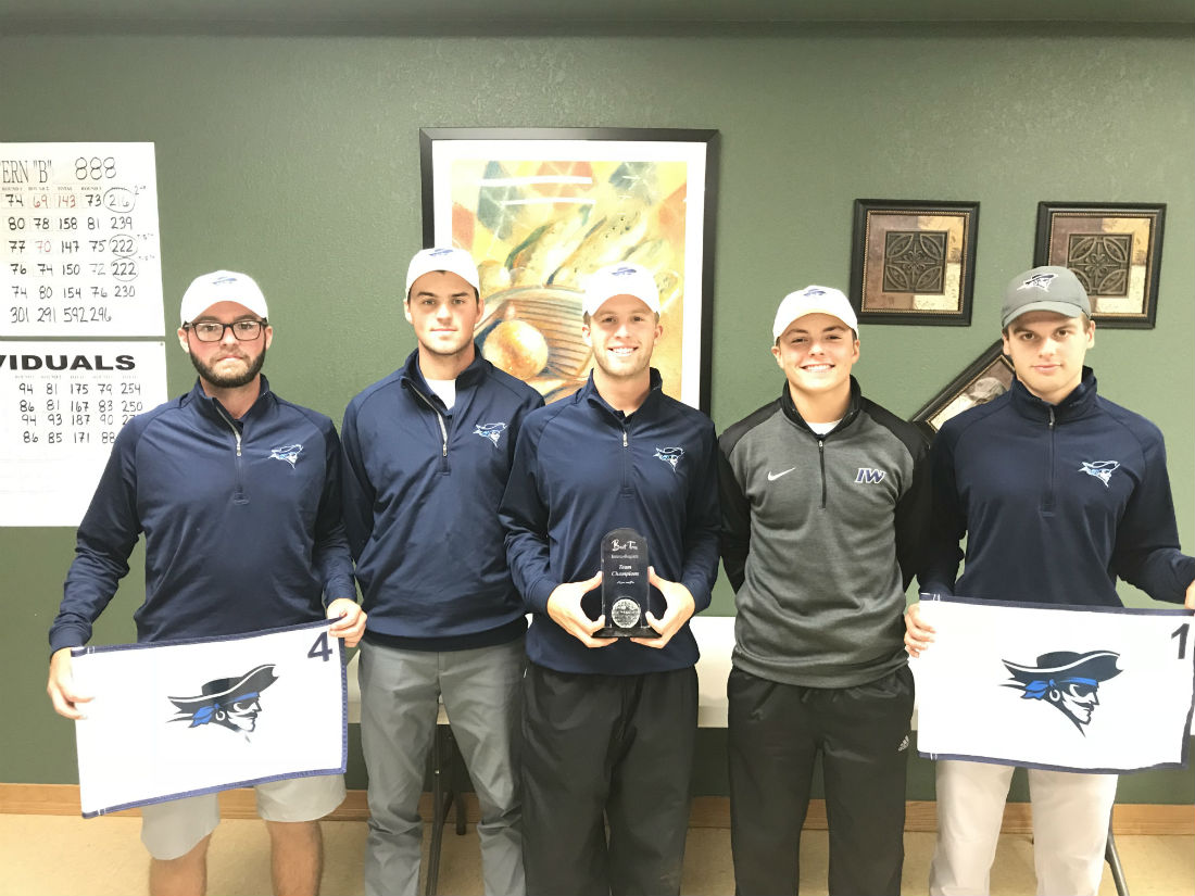 Reivers win Bent Tree Intercollegiate, 5 earn All-Tournament Team