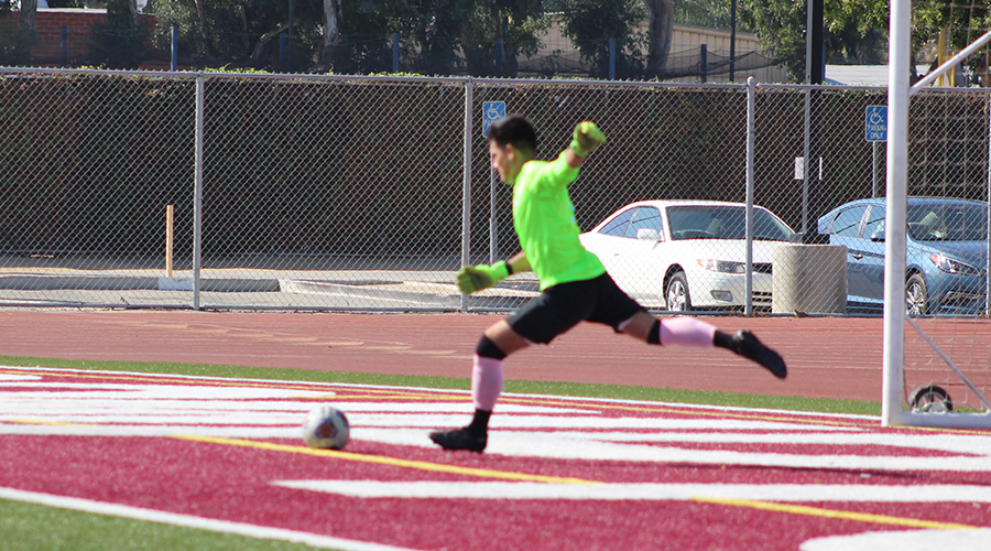 Men's Soccer Falls after Late Goal by Rio Hondo