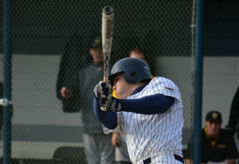 UMW Baseball Drops Twinbill to York