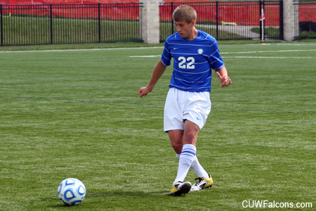 Falcon men's soccer defeats MSOE 1-0