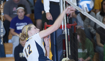 Nine Veterans, Six True Freshmen on Blugold Volleyball Roster