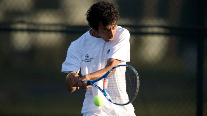 MEN'S TENNIS FALLS AT FRESNO STATE