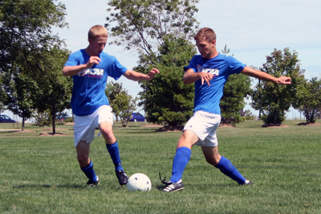 Men's Soccer to Host St. Norbert in Season Opener