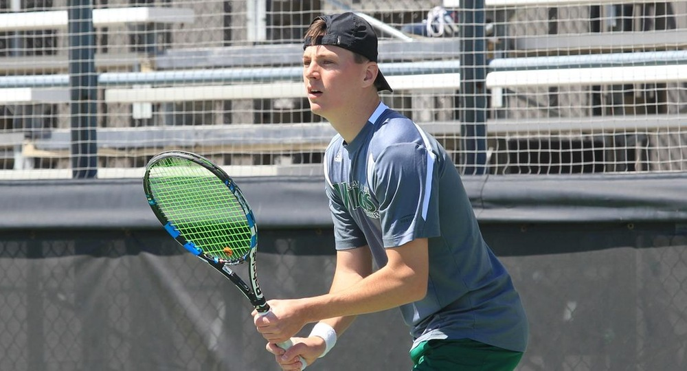 Men's Tennis Trio Closes Out Action At Oracle ITA Masters & Milwaukee Tennis Classic