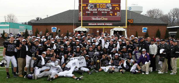 The 2008 national champions