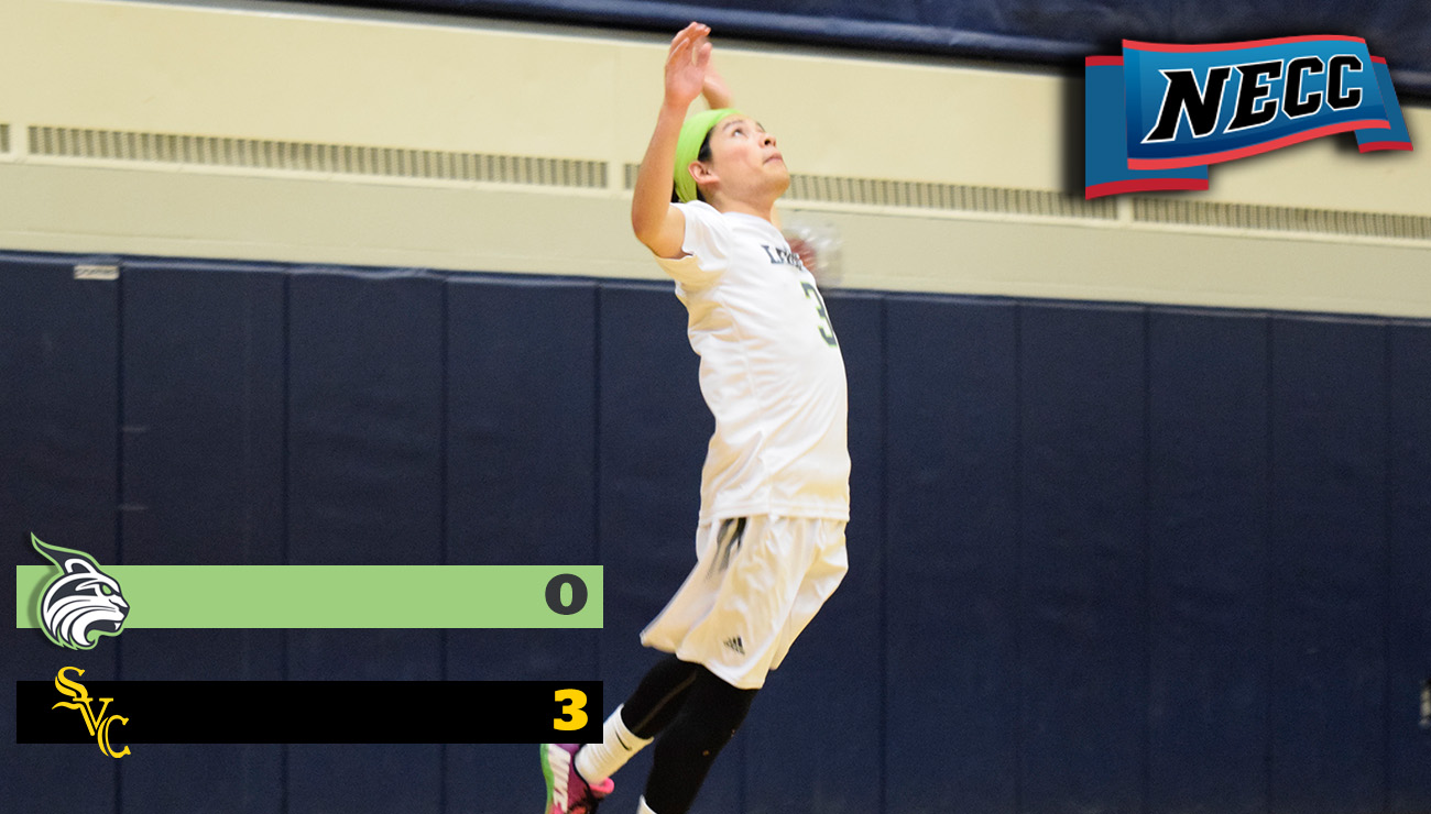 Men's Volleyball Drops Series to Mountaineers