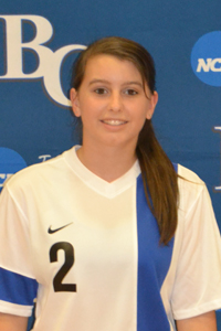 W. Soccer: Kelly Turbeville