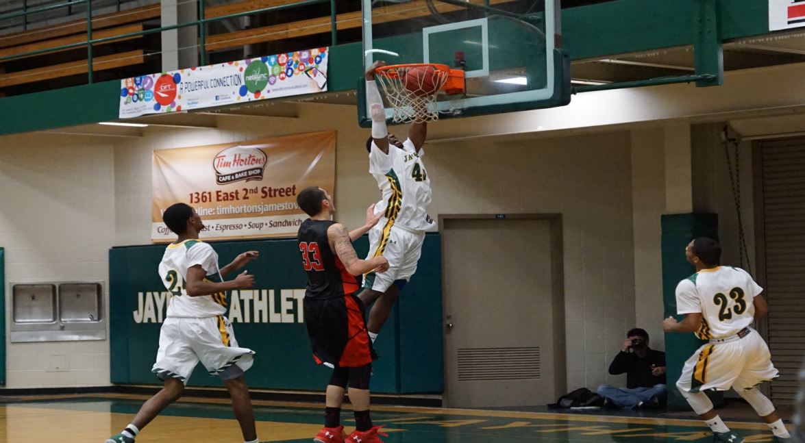 Men's Basketball vs Owens CC (Post Journal Classic Tournament)