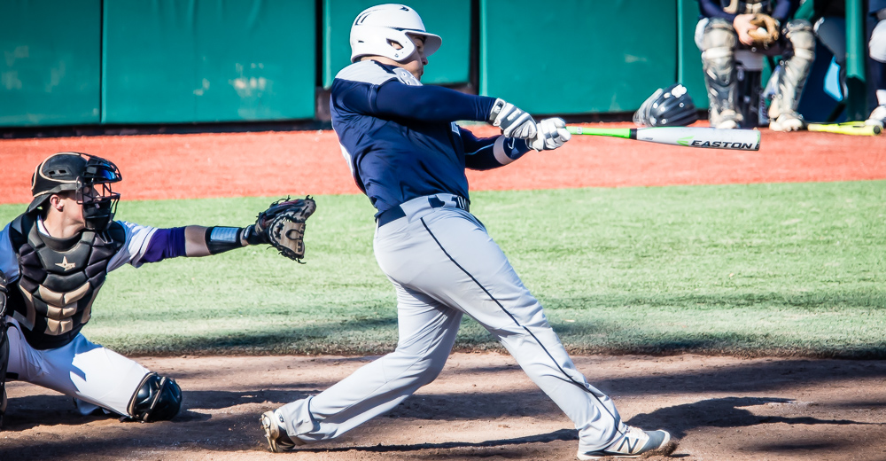 John Condon extended his hitting streak to three games with three hits and two RBI on the day.
