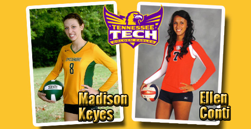 Tech volleyball inks two to letters of intent