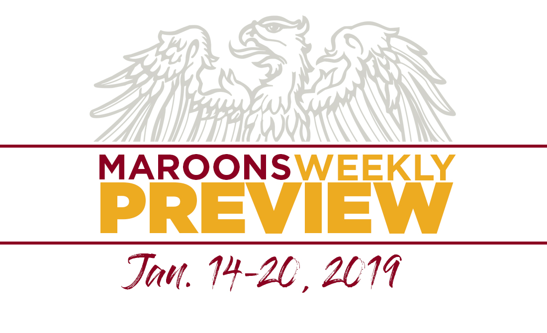 UChicago Athletics Preview: January 14-20