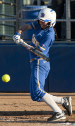 UCSB Drops Series Opener to No. 5 Arizona State