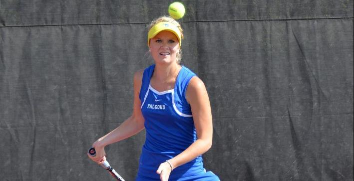 Women's Tennis drops season opener