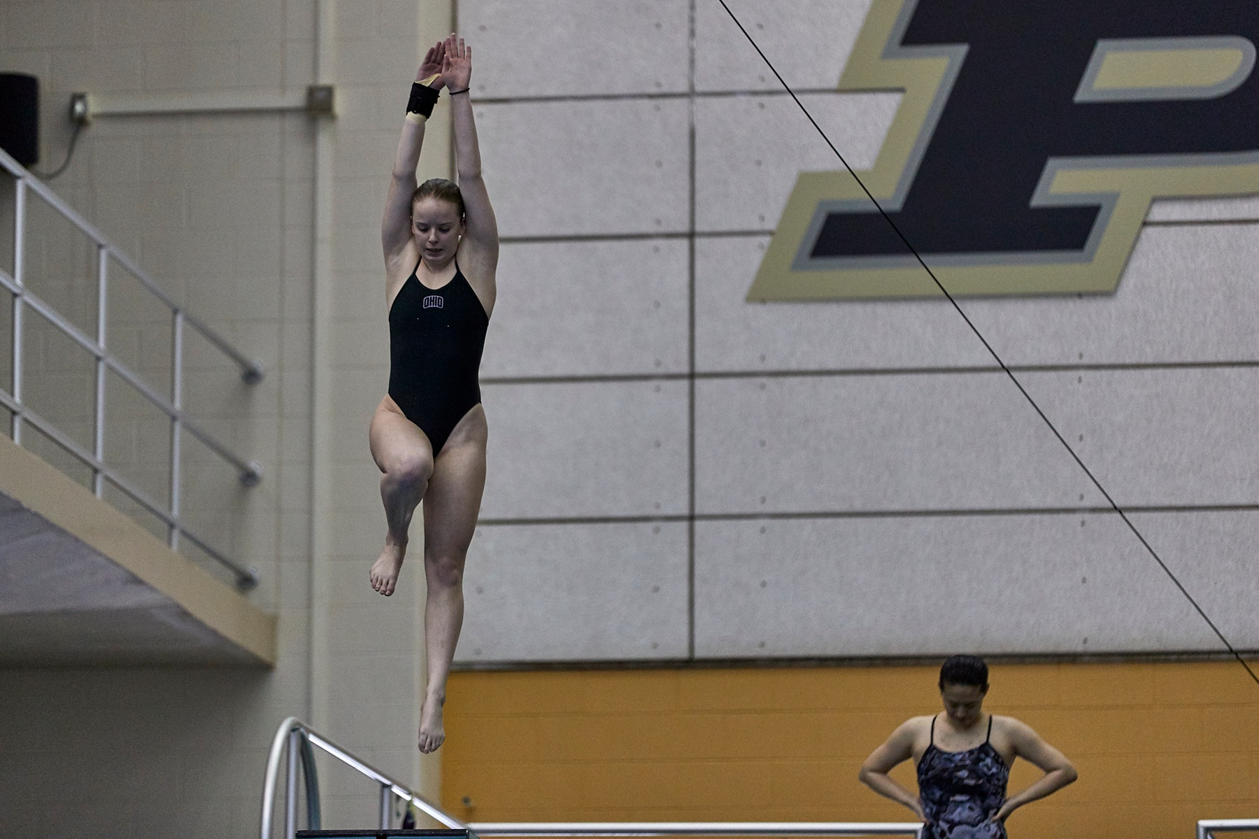 Ohio Divers Complete Opening Day Of NCAA Zone C Championships