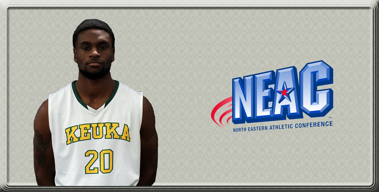 Trevor Powell Named All-North Eastern Athletic Conference
