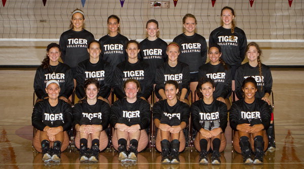 2011 Wittenberg Volleyball