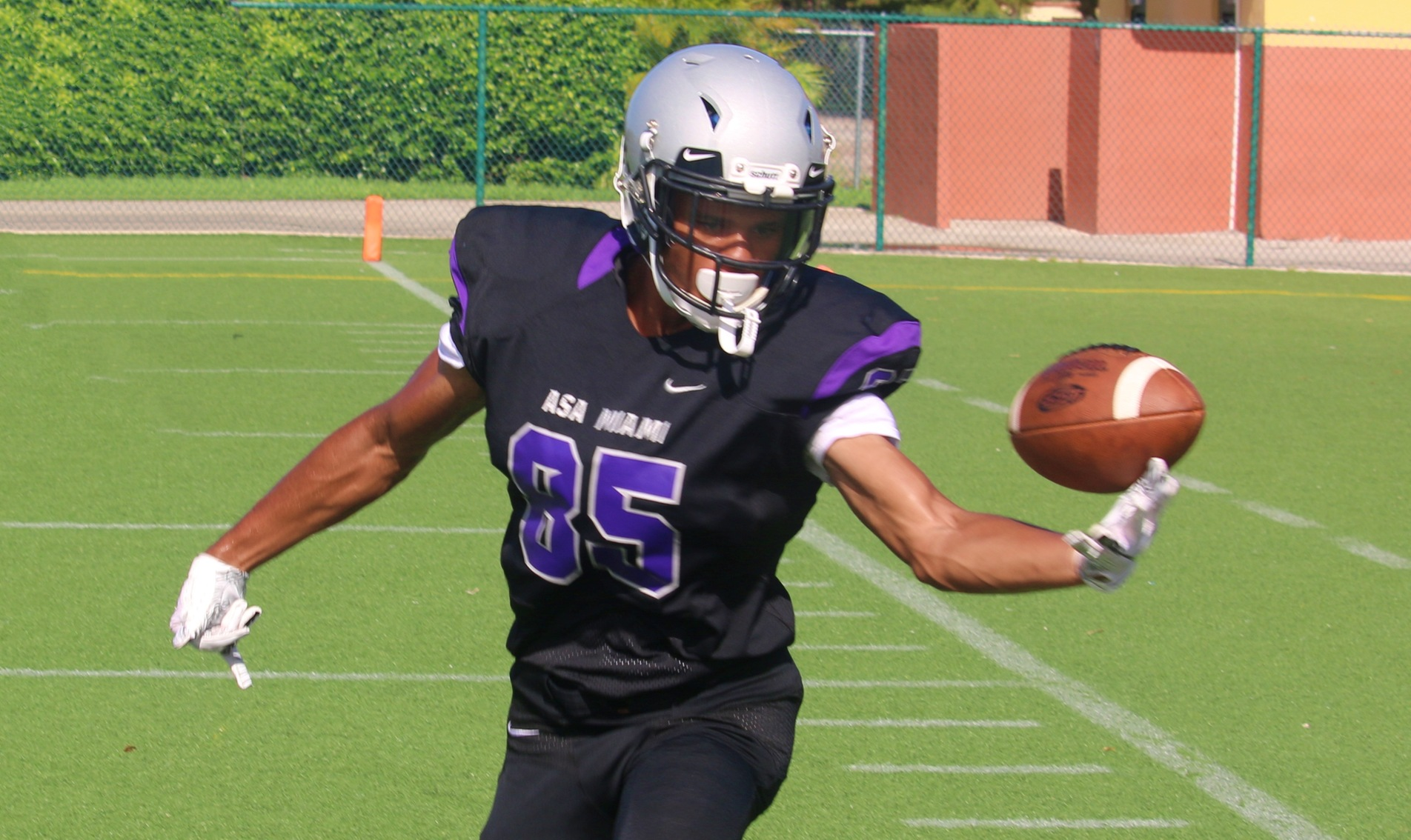 ASA Miami Falls To Lackawanna College 30-7