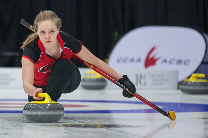 Trio of 2019 Canadian Curling Championships to be decided in Fredericton, N.B.
