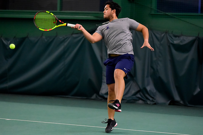 Behrend Men's Tennis Wins Second Straight in AMCC Action