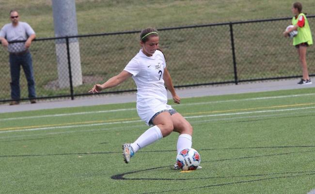 Women's Soccer Downs Cobleskill 8-0