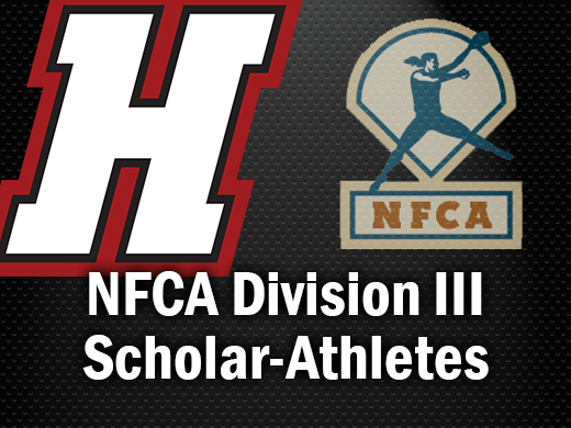 Five Fords designated as NFCA scholar-athletes