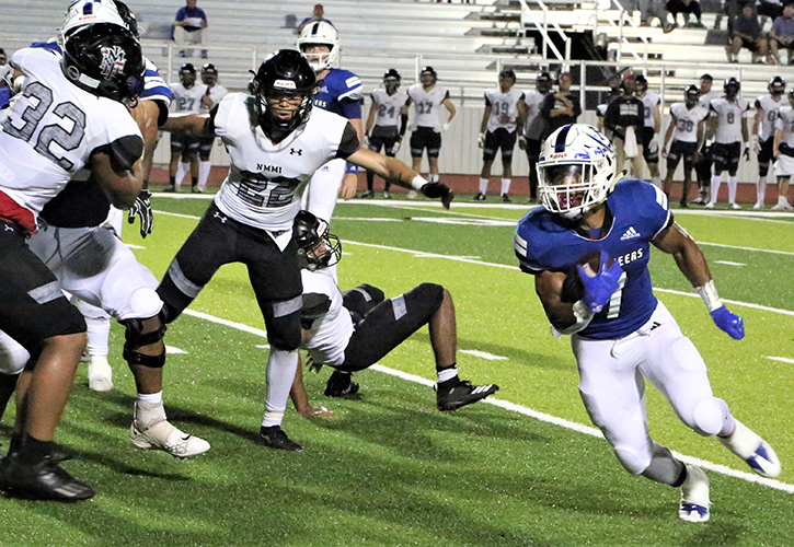 Blinn College Football Falls 28-18 To New Mexico Military Institute