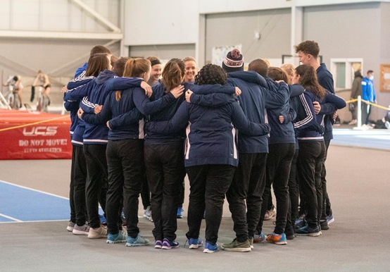 TOP-TWENTY FINISHES FOR THE SAINTS AT TUFTS INVITATIONAL