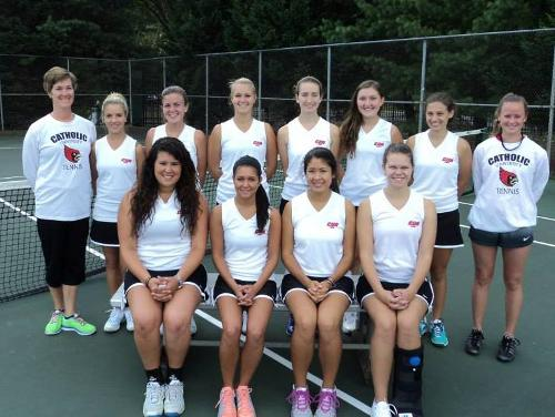 Women's Tennis Ties for Fourth in Preseason Prediction
