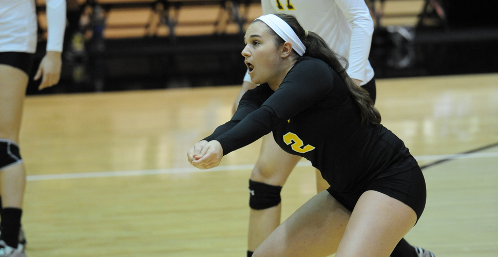 Retriever Volleyball Set to Grapple with Albany in Conference Semifinals at New Hampshire