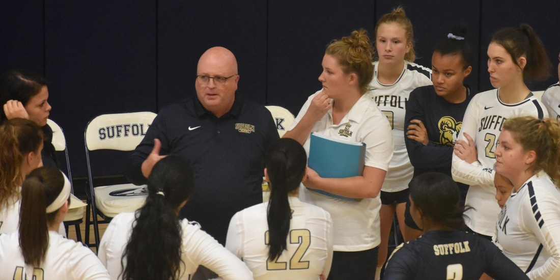 Volleyball Heads to Colby Sawyer for GNAC Tri with Emmanuel