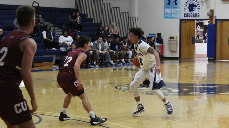 Cougars Defeat Campbellsville University Somerset, 70-67