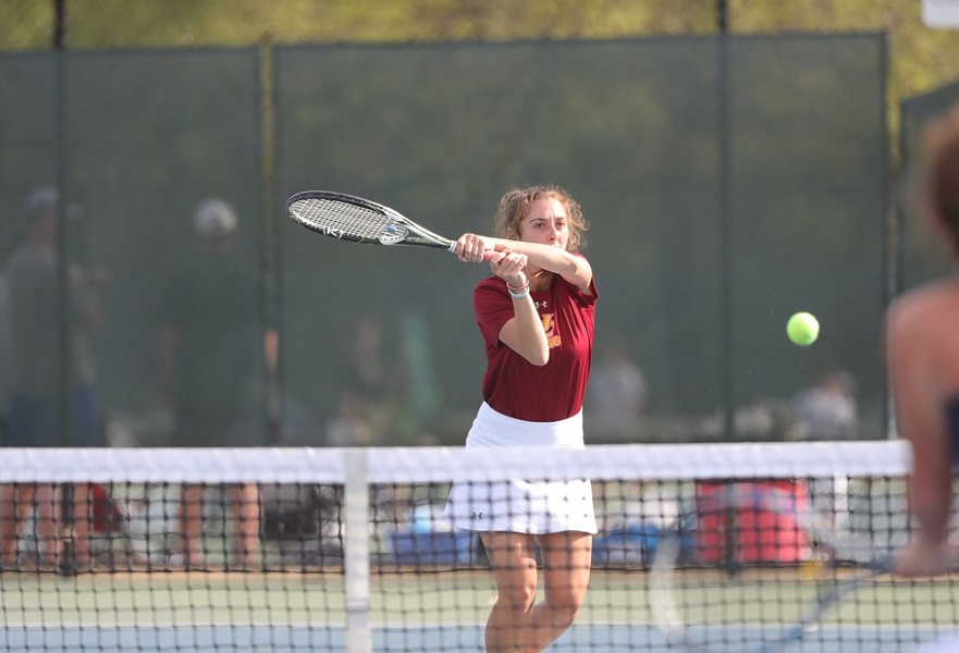 Jones Lady Bobcats conclude play in NJCAA DI Tennis Tournament