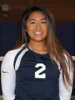 Susbilla awarded Association of Division III Independents women's volleyball Player of the Week