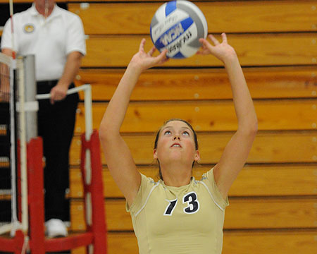 Gallaudet shines in NEAC debut, Bison win four in two days