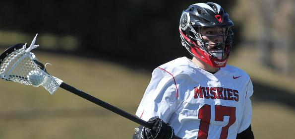 Men's lacrosse wins first road game in program history
