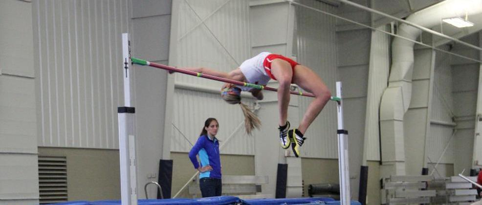 First Day of Multi Events Hosted at GLIAC Outdoor Championships