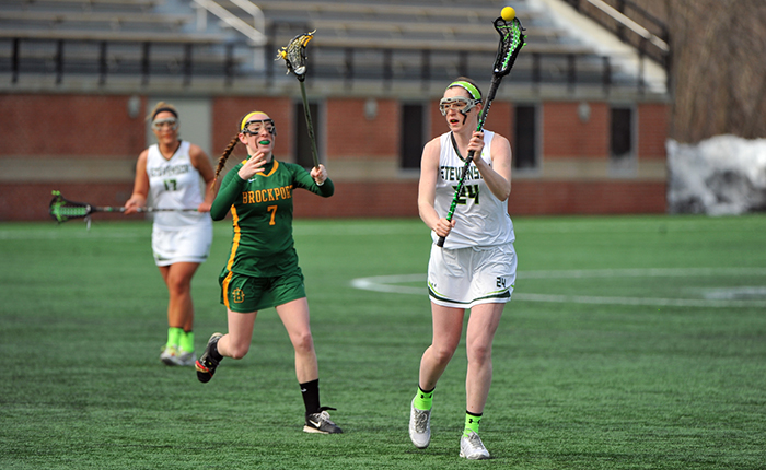 Nine Different Goal Scorers Highlight Mustangs 20-5 Victory Over Albright