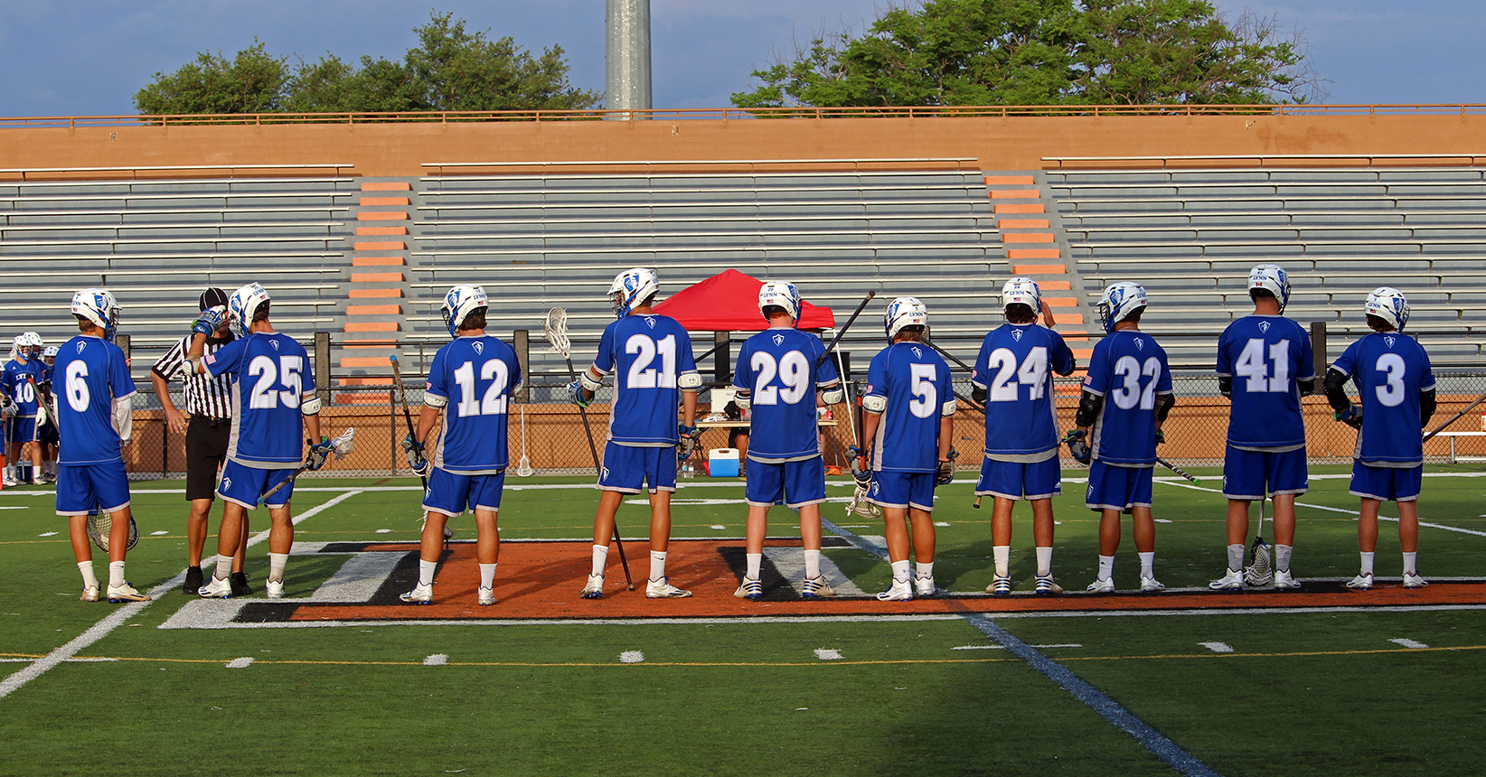 Lacrosse Victorious in Season Finale, Awaits SSC Postseason Fate