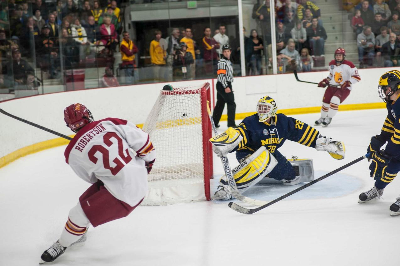 Bulldogs Register Shutout Victory Over Michigan To Open Weekend