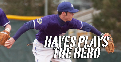 Hayes plays the hero; Tech sweeps Saturday contests against UT Martin