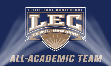 18 Colonials Named To Little East Conference Spring All-Academic Team
