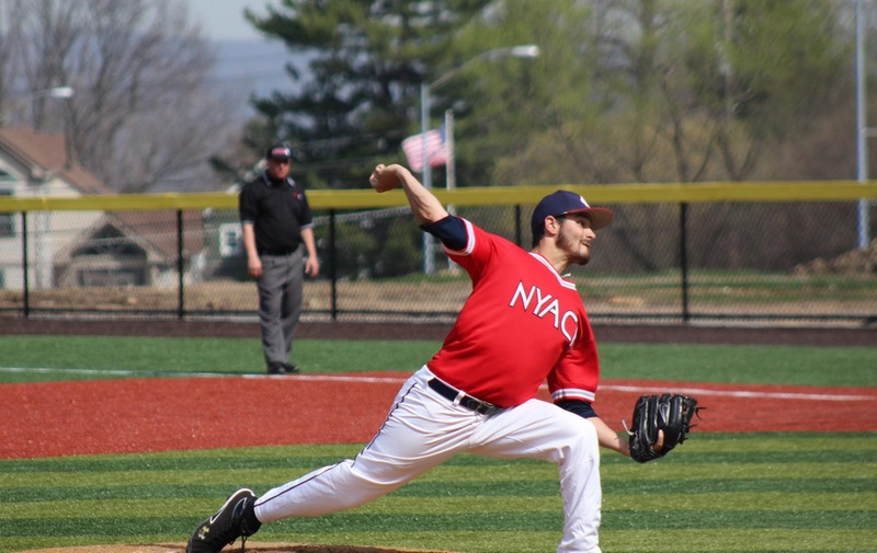 Baseball Cruises Past Mercy in Non-Conference Action