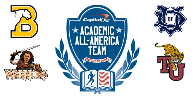 SCAC Places Seven on Capital One Academic All-District® Baseball Teams