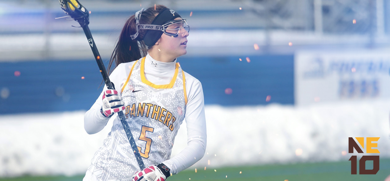 Three-Time Defending NE10 Champion Adelphi Picked to Win Women's Lacrosse Title
